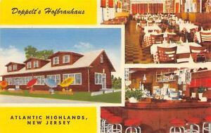 Image Is Loading Doppelt 039 S Hofbrauhaus Atlantic Highlands Nj Roadside
