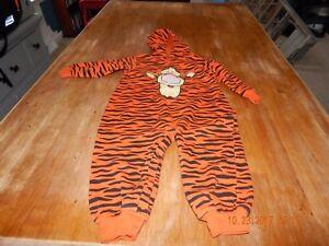 Disney-Pooh-Boys-Or-Girls-Tigger-Costume-24-Months-Halloween