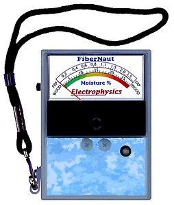 Electrophysics-FiberNaut-Pinless-Moisture-Meter