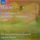 Paul Dukas - Dukas: Symphony in C; The Sorcerer's Apprentice; La péri (2014)