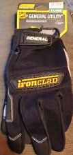 1 Pair Of Ironclad Gloves X Large General Utility Reinforced Dexterity Wear Xl