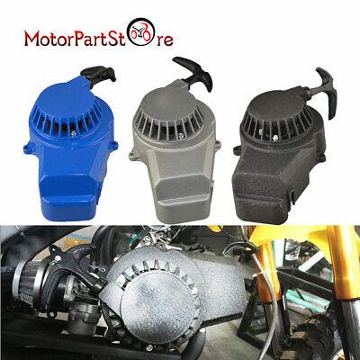 Pull Starter Start pour 2-stroke 47cc Moteur 49cc Mini Pocket Bike ATV Quad
