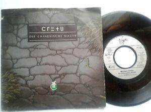 Michael-Cretu-Die-Chinesische-Mauer-7-034-Vinyl-Single-1985-mit-Schutzhuelle