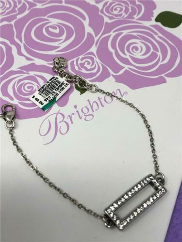 Brighton Starry Night baguette  bar bracelet  NWT