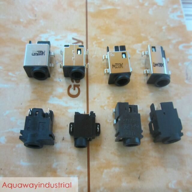 8 Kinds Lot Universal Common DC Power Jack Socket Connector For Samsung Laptop