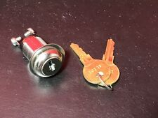 Alco Key Lock Switch 120vac 4a Switch Lock Key Removable In Off Amp On Position
