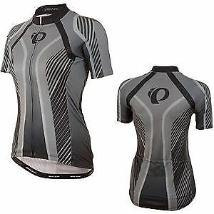 Pearl Izumi Women's, Elite Pursuit Ltd  Jersey, Smoked Pearl Whirl, Size sm grey  online retailers
