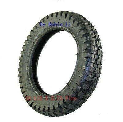 12 1//2 x 2.75 Tire /& Inner Tube for Razor MX350 MX400 Dirt Bike Rocket 12.5