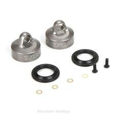 Team Losi Racing 16mm Bleeder Shock Caps, Aluminum (2): 8IGHT 4.0 - TLR243034