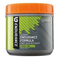 Gatorade Endurance Formula Powder, Lemon Lime, 32 Oz. Electrolyte Replacement