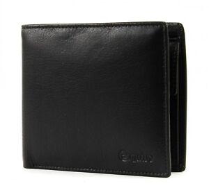87d742ef481cf Das Bild wird geladen Esquire-RFID-Classic-Wallet-Geldboerse-Black-Schwarz- Neu