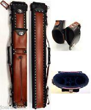 Vincitore LC24COM Grade A - 2x4 Black & Burgundy Leather SILVER