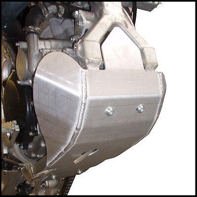 Skid//Glide Plate Devol 0103-2403 For 94-04 Kawasaki KX250