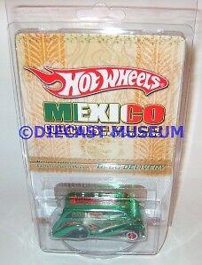 DECO DELIVERY MEXICO COLLECTORS EVENT 2009 HOT HOT HOT WHEELS 67237d