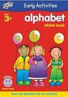 Galt Toys Home Learning Alphabet Sticker Books