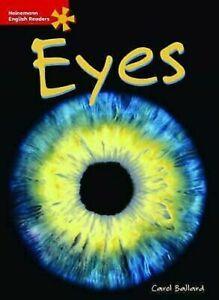 Heinemann-English-Readers-Intermediate-Science-Eyes-by-Ballard-Carol