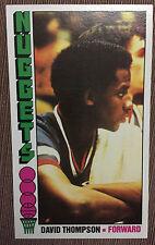1976-77 Topps David Thompson RC #110