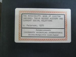 The-Mississippi-Band-Of-Choctaw-Indians-J-Peterson-Authorized-Facsimile