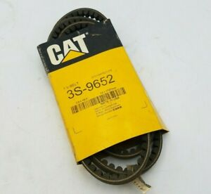 Caterpillar CAT 3S9652 Cogged V Belt Heavy Equipment Replacement Parts Genuine