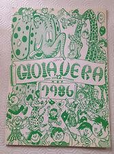 D9  GIOIA VERA - RIVISTA MENSILE PER LA SCUOLA MATERNA - DICEMBRE 1986