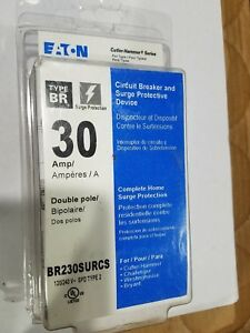 Eaton-BR230SURCS-Circuit-Breaker-and-Surge-Protective-Device-30-Amp-2-Pole