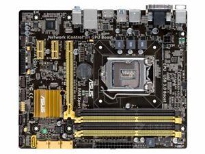 CSM//SI Micro ATX DDR3 LGA 1150 Motherboard Contains I//O shielding Asus B85M-G