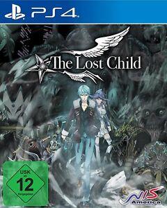 Lost Child          PS4       Playstation 4        !!!!! NEU+OVP !!!!!
