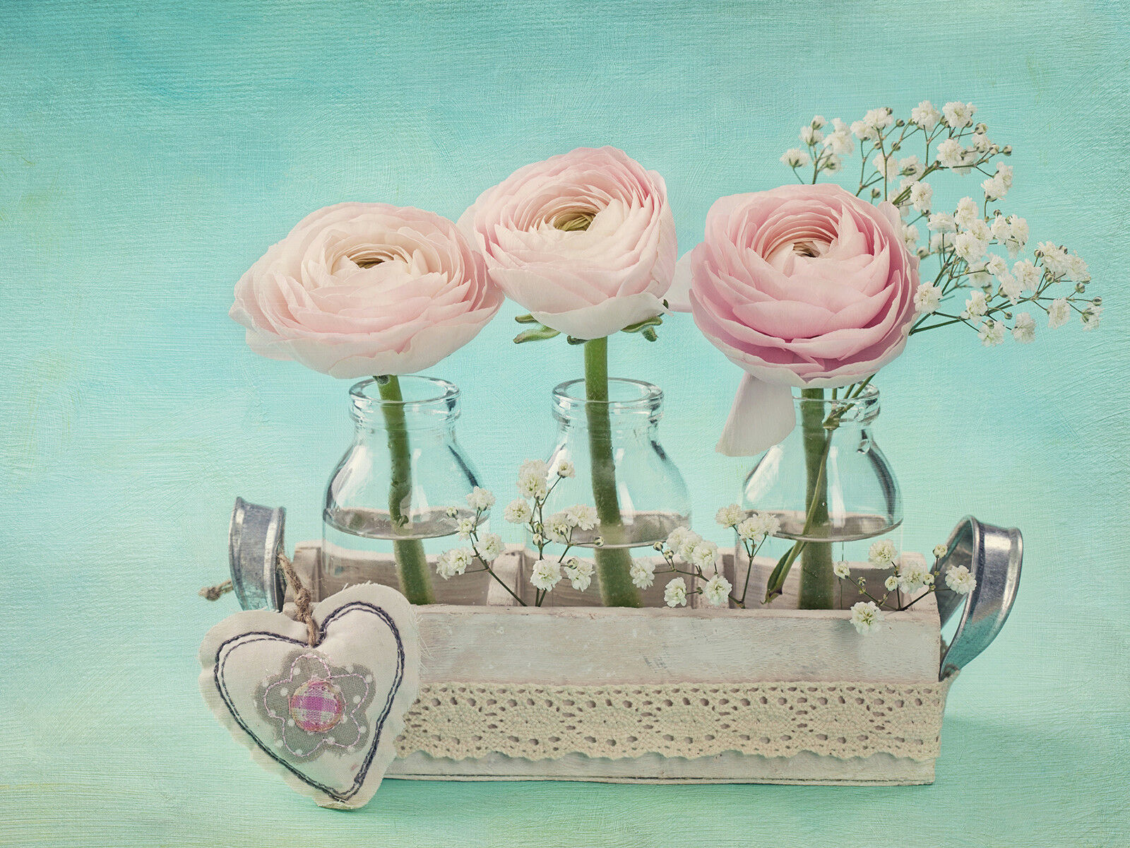 Trempé Trempé Trempé ESG verre Imprimé Photo Wall Art Photo Roses Rose Coeur Prizma GWA0332 d7889d