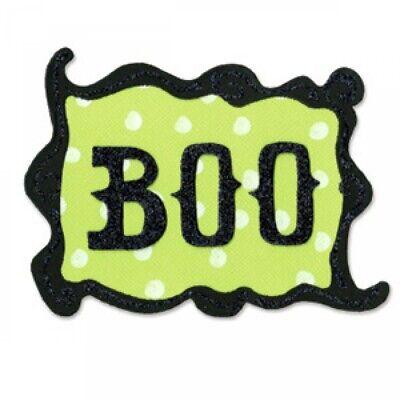 BOO with Frame* 655559 Sizzix Originals Dies