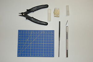 Tool-Set-For-Plastic-Modelmaking-MS09-New-Boxed
