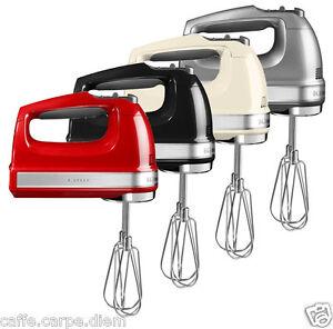 kitchenaid hand mixer 9 speed. image is loading 5khm9212-whisking-kitchenaid-artisan-85w-9-speed-hand- kitchenaid hand mixer 9 speed