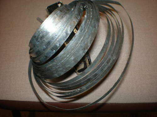 Wurth German Steel Straps, Sold as 2ft Lengths 1