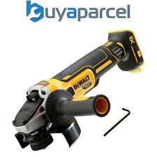 Dewalt DCG405N 18v XR Brushless Cordless 125mm Angle Grinder - Bare Tool