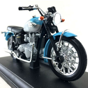 81713bce2a Welly TRIUMPH BONNEVILLE 1 18 Scale Die-Cast Collection Toy ...