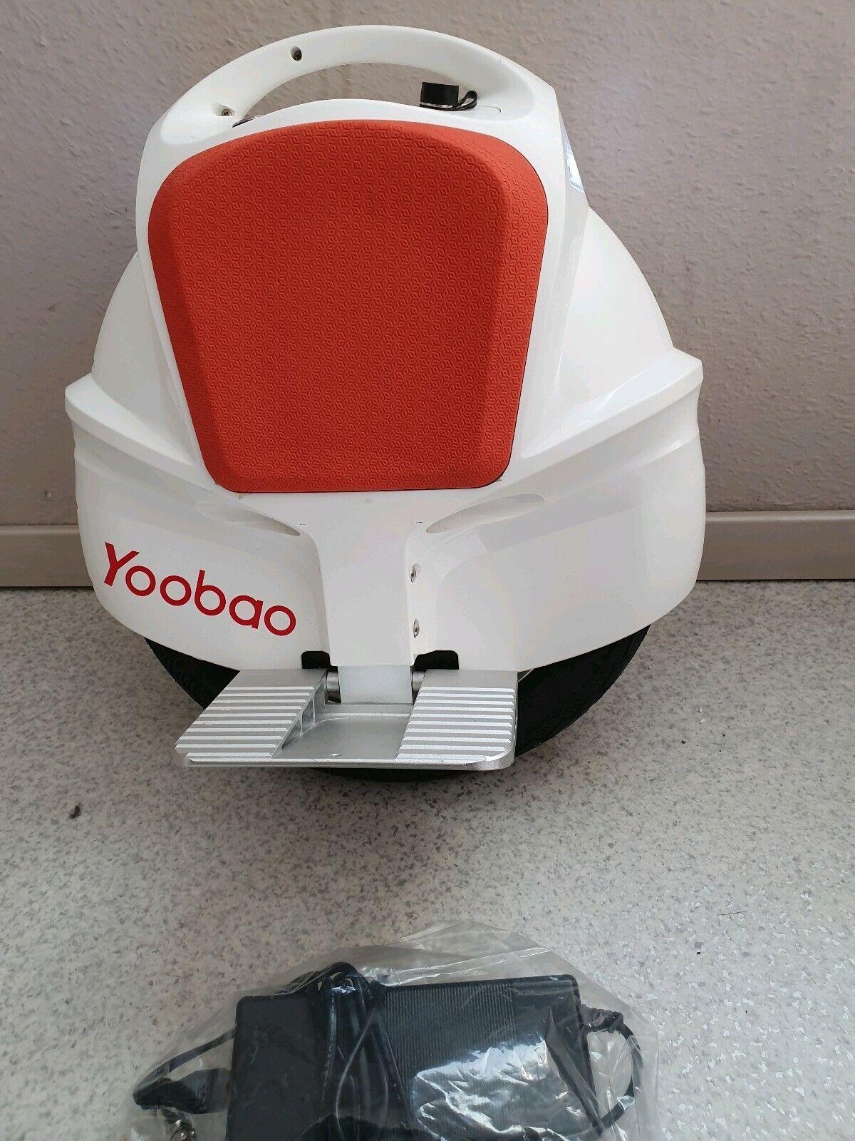 YOOBAO scooter eléctrico con Cochegador. Nuevo precio  499 euros  tienda en linea