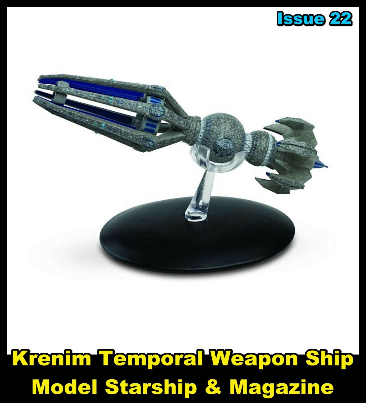 Issue 22: Krenim Temporal Weapon