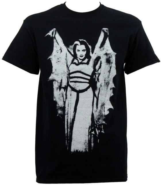 Munsters Lilly Munster Mens T Shirt