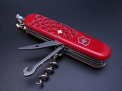 Apprensivo Coltellino Svizzero, Victorinox Huntsman Swiss, Coltellino, Swiss Army Knife- Materiali Di Alta Qualità Al 100%