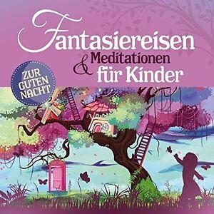 Fantasiereisen-amp-Meditationen-fuer-Kinder-DOPPEL-CD-Hoerbuch-Neu-amp-in-Folie
