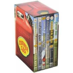 NEW-Sealed-Corner-Gas-Full-Tank-The-Complete-Series-Seasons-1-6-DVD-Box-Set