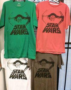 Star-Wars-Men-039-s-Bat-Fighter-T-Shirt