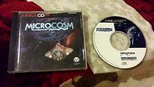 MICROCOSM - AMIGA CD 32 - AMIGACD -OFFERS ARE WELCOME