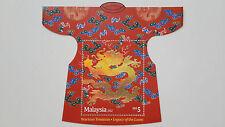 2012 Malaysia Miniature Sheet - Legacy Of The Loom