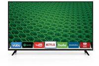 "Vizio D-Series D50-D1 50"" 1080p HD Full Array LED Television Televisions"