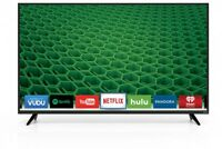 "Vizio D-Series D50-D1 50"" 1080p HD Full Array LED Television Televisions"
