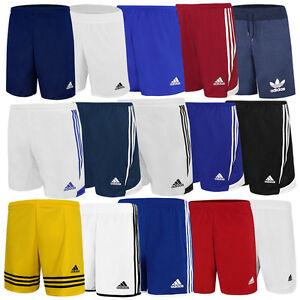 ADIDAS-SHORT-MEN-UOMO-PANTALONI-CORTI-SPORT-TEMPO-LIBERO-TRAINING-SHORTS-Pantaloni-Jogging