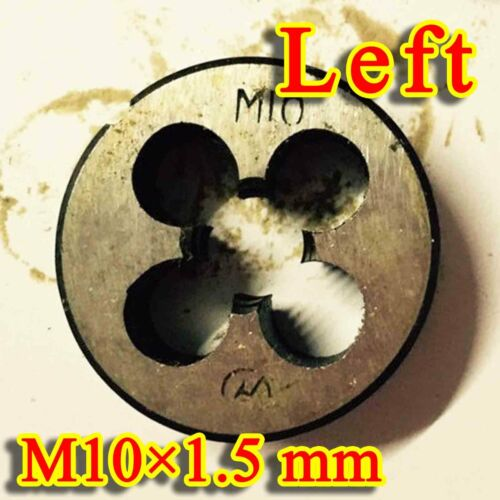 HSS M10 X  1.5 mm Left-hand thread Plug Tap Die Threading Tool for Machine