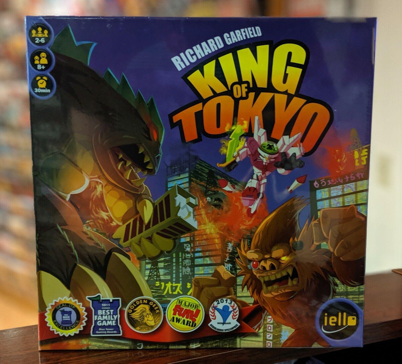 Kung av Tokyo First utgåva NY SEALD