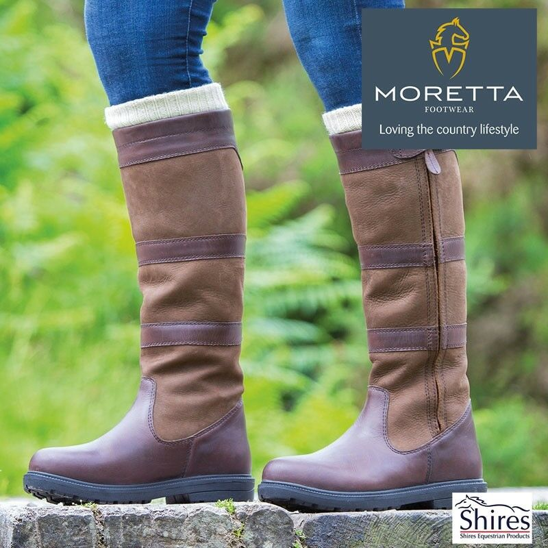 Shires Moretta Nella Country Stiefel