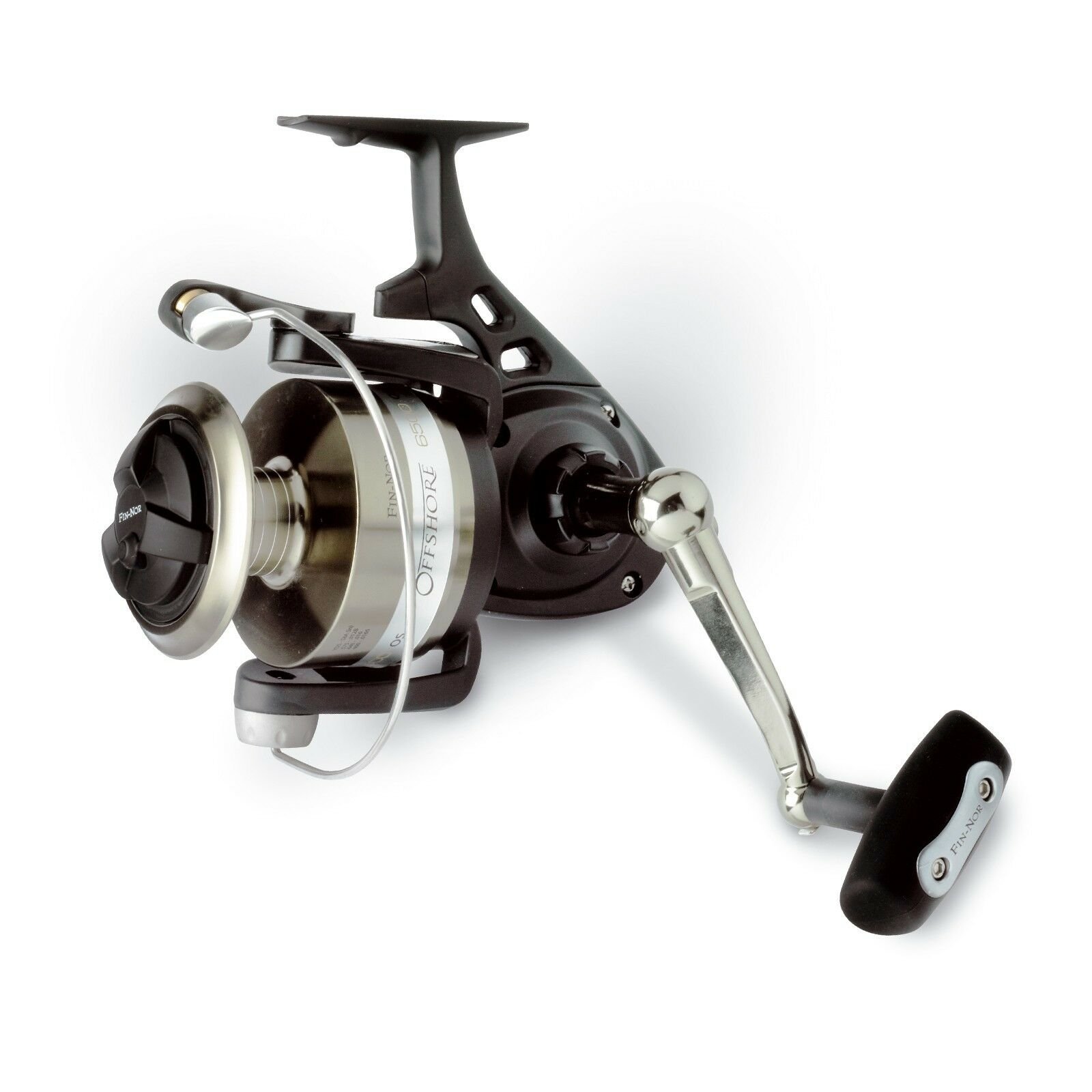 Fin-Nor Spinning Off Shore 4.4:1 Saltwater Spinning Fin-Nor Fishing Reel - OFS6500A 81c75b